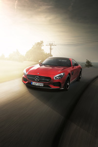 Mercedes AMG GTS 5k