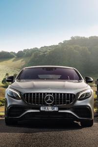 Mercedes AMG S63 2018