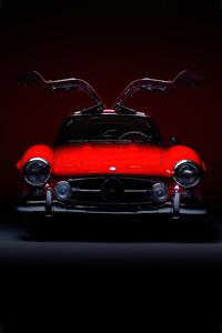 2160x3840 Mercedes Benz 300sl Gull Wing