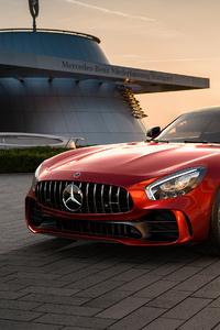1440x2560 Mercedes Benz Amg Cgi