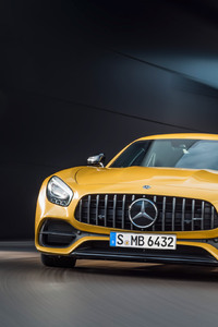 640x960 Mercedes Benz AMG GT 2018