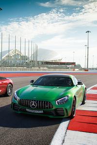 1080x2160 Mercedes Benz Amg Gt 2020