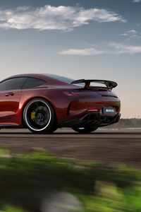 Mercedes Benz AMG GT R 2018 Rear