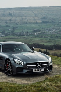 360x640 Mercedes Benz AMG GT S Edition 1