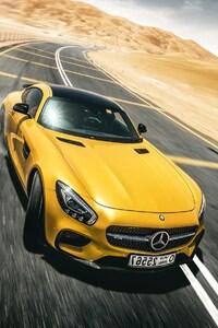 540x960 Mercedes Benz Amg GT S