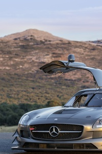 750x1334 Mercedes Benz Amg GT3 5k