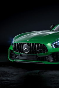 Mercedes Benz Amg Gtr 4k