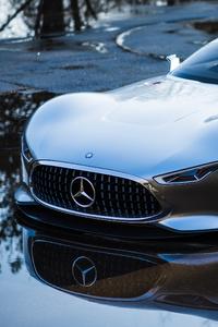 Mercedes Benz AMG Vision Gran Turismo 4k