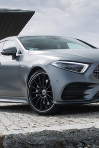 Mercedes Benz CLS 450 AMG Line Edition 1 2018 Front