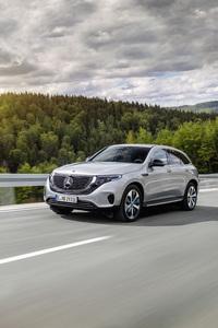 1440x2960 Mercedes Benz EQC 2020 5k