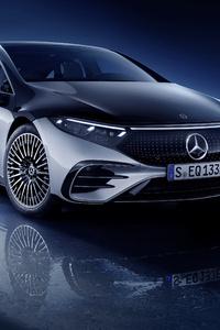 Mercedes Benz EQS 580 4 Matic Amg Line 5k