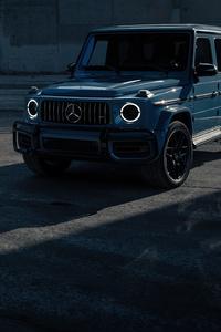 750x1334 Mercedes Benz G63 Amg 4k