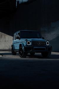 750x1334 Mercedes Benz G63 Amg 5k