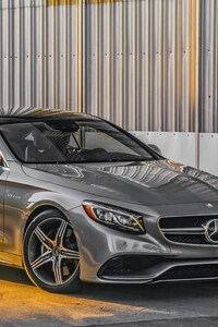 Mercedes Benz S Class C217