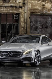 320x568 Mercedes Benz S Class Coupe 2016