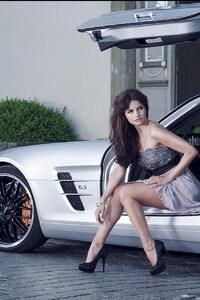 540x960 Mercedes Benz Sls Amg 2