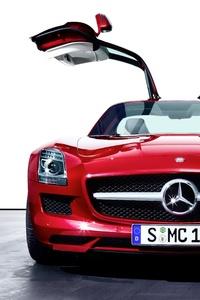 Mercedes Benz SLS AMG 5k
