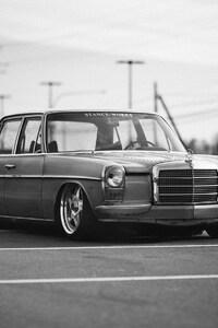 1440x2960 Mercedes Benz Stance Works