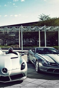 1440x2560 Mercedes Benz Super Cars