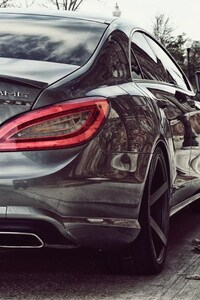 Mercedes CLS Tail Light