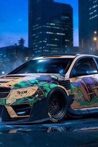 480x800 Mercedes Drift