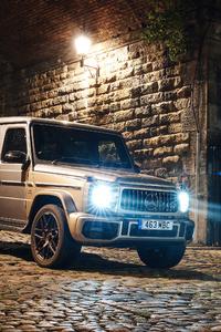 Mercedes G 63 2018 4K