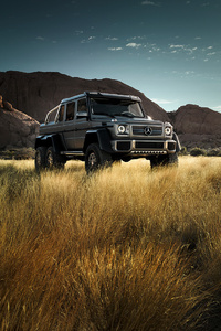 Mercedes G Wagon New