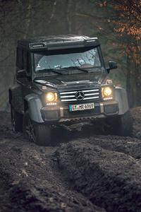 Mercedes G500 4x4 5k