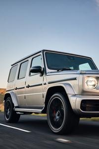 Mercedes G63 5k