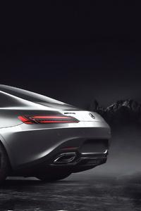 Mercedes Gtr 2019 4k