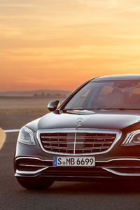 Mercedes Maybach S 650 4k