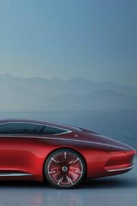 Mercedes Maybach Vision Concept Car