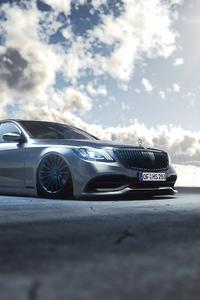 Mercedes S Class New