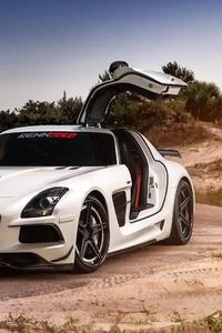 Mercedes SLS AMG 4k