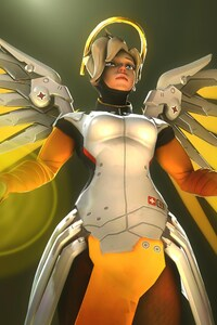 Mercy Overwatch 2016