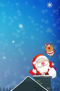 1242x2688 Merry Christmas Jingle Bells