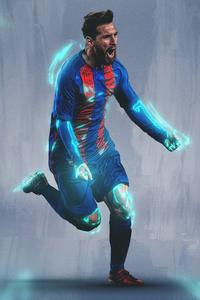 Messi 4k