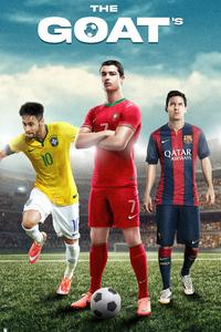 320x568 Messi Neymar Ronaldo