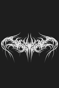 Metal Band Logo 4k