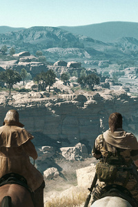 Metal Gear Solid V The Phantom Pain 2019 4k