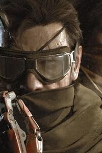 640x1136 Metal Gear Solid V The Phantom Pain