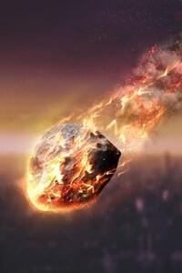Meteors Artwork