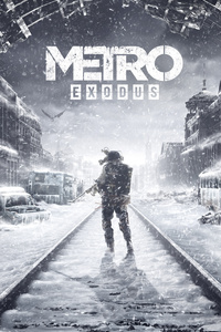 Metro Exodus Video Game 5k