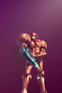 Metroid Samurai
