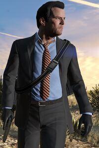 Michael In GTA V