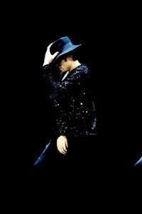 Michael Jackson Doing Dance