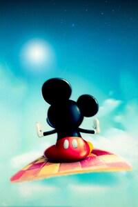 240x320 Mickey Mouse Carpet