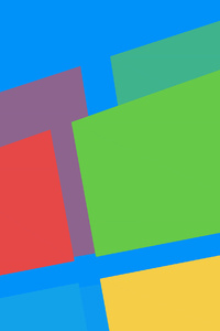 320x568 Microsoft Logo 4k