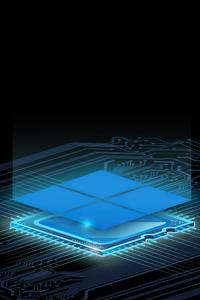 240x400 Microsoft Pluton Design 5k
