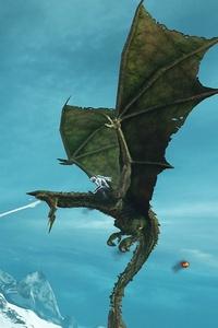 Middle Earth Shadow Of War Dragon HD